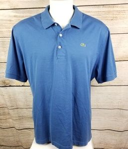 Lacoste Polo Shirt 7 X Large